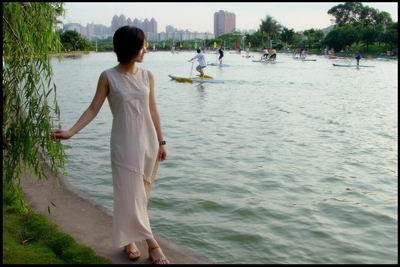 揭秘:为什么只有摄影师才能拍出绝色美女 - 韩城老陈 - 韩城老陈